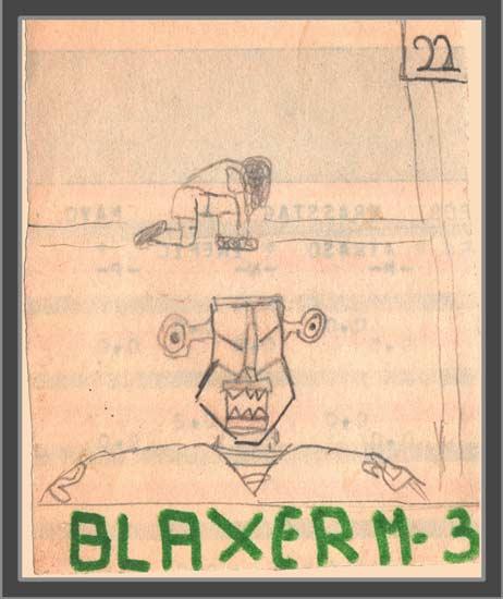Blaxer M3